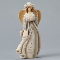 Angel with Muff