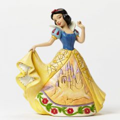 Snow White with Castle Dress