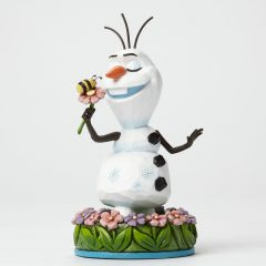 Olaf with Flower