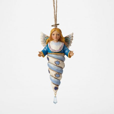 Angel Icicle Ornament
