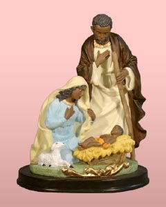Holy Family Nativity Scene 19031