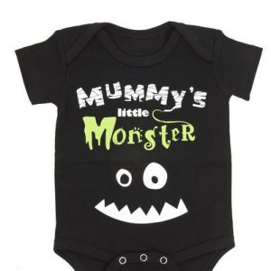 Mummy's Little Monster Diaper Shirt 36322