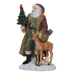 Pipka Limited Edition Santa with Woodland Friends 7141206