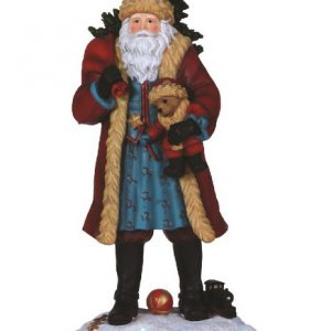 Pipka limited edition santa with teddy bear 7141208